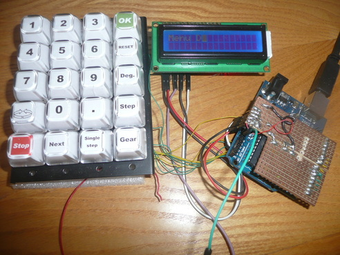 Arduino keypad download